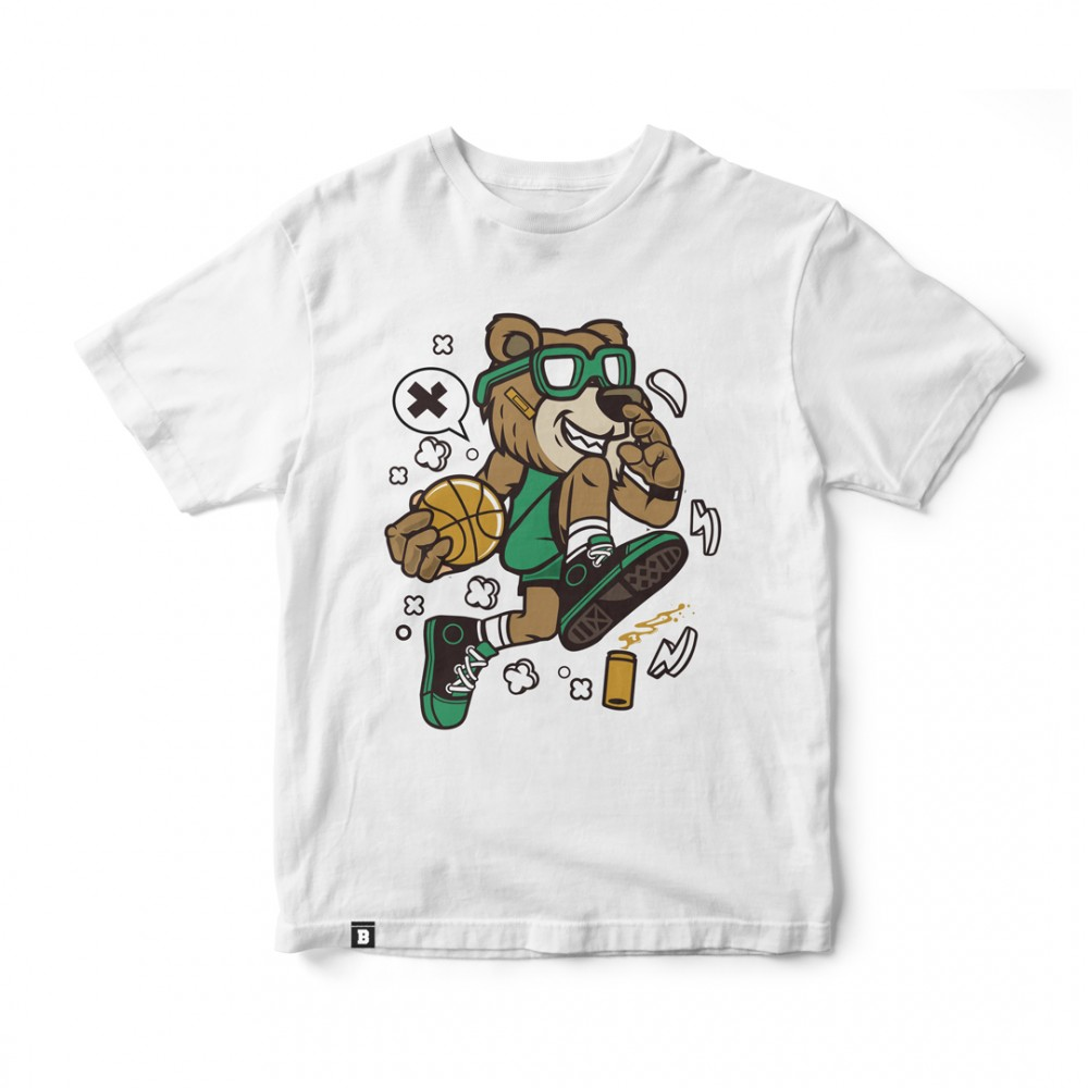 Skate Nation - Bear Basketball
